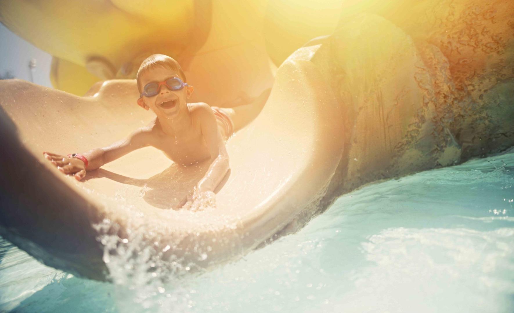 FlowRider® surfing simulator image