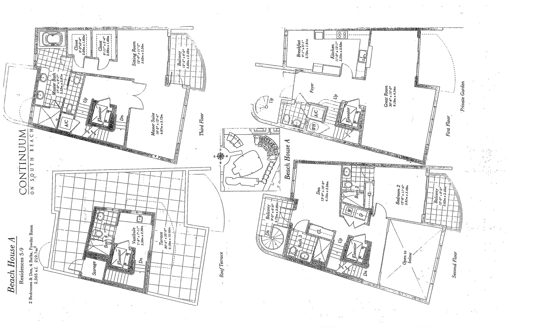 Floor plan image TA - 2/4/1  - 2365 sqft image