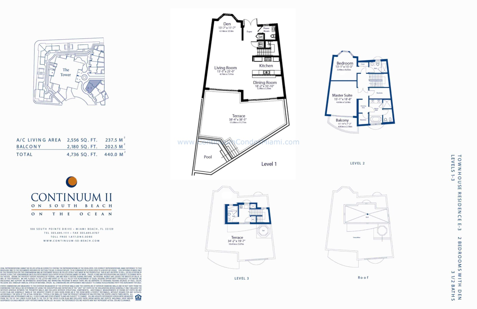 Floor plan image TH3 - 2/3/1  - 4736 sqft image