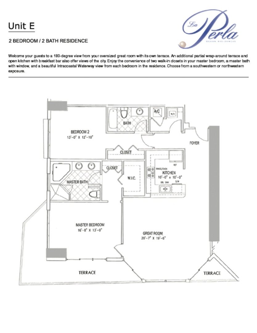 Floor plan image E-rev - 2/2  - 1423 sqft image