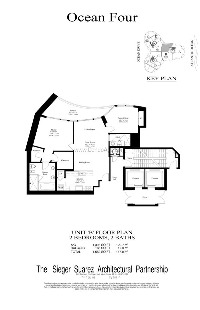 Floor plan image B - 2/2  - 1396 sqft image