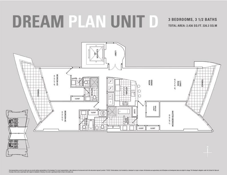 D floor plan image