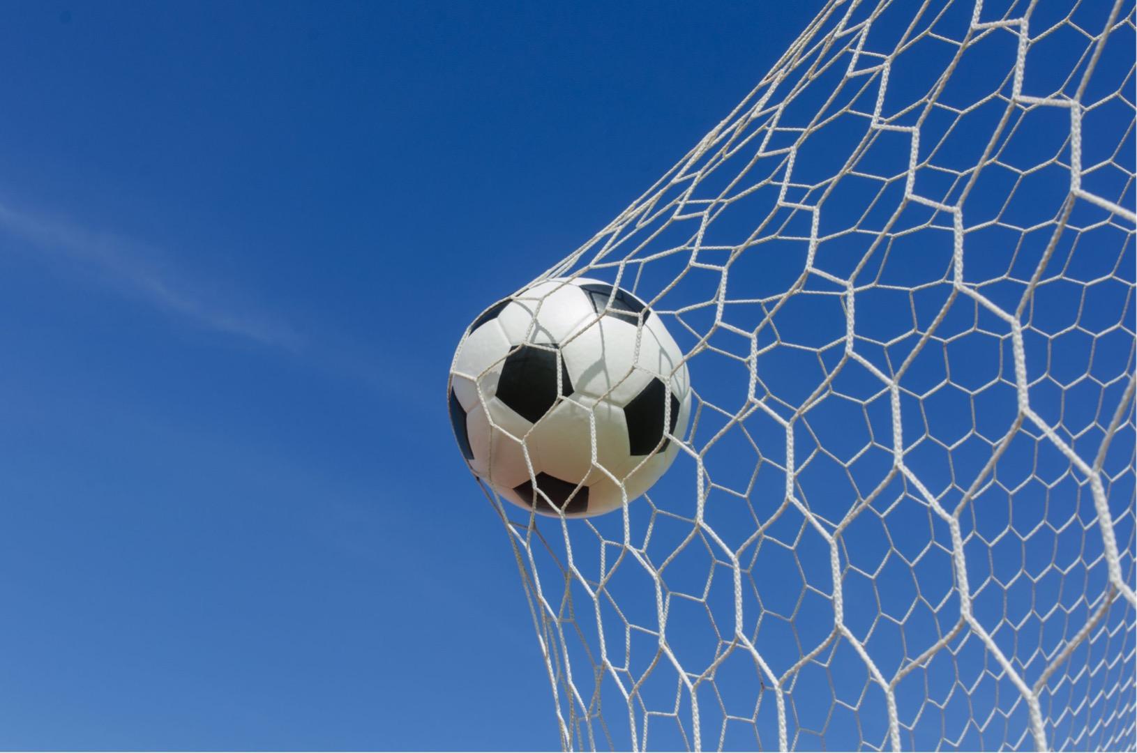 Soccer field image