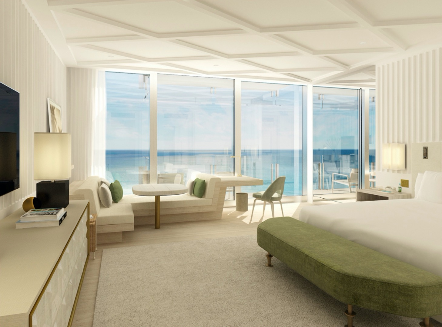 THE SURF CLUB FOUR SEASONS HOTEL RESIDENCES image