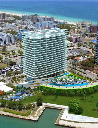 Apogee South Beach Residence Features image