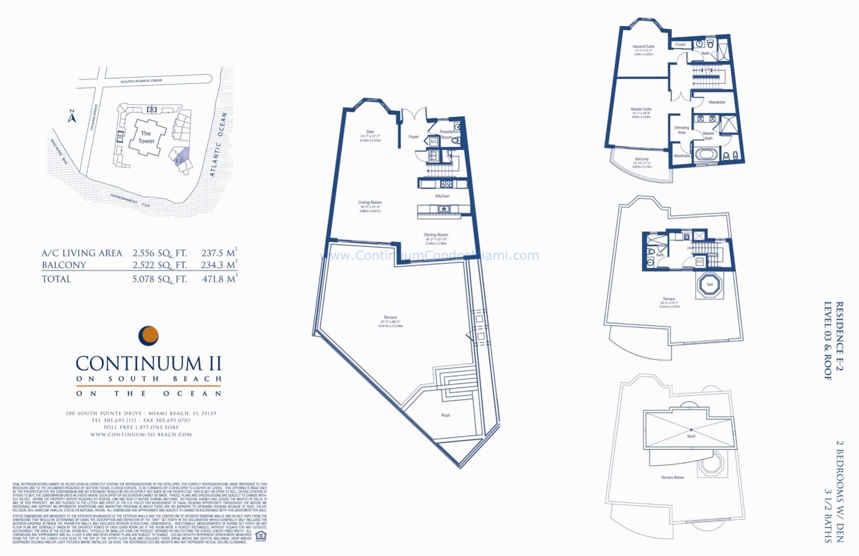 Floor plan image TH2 - 2/3/1  - 5078 sqft image