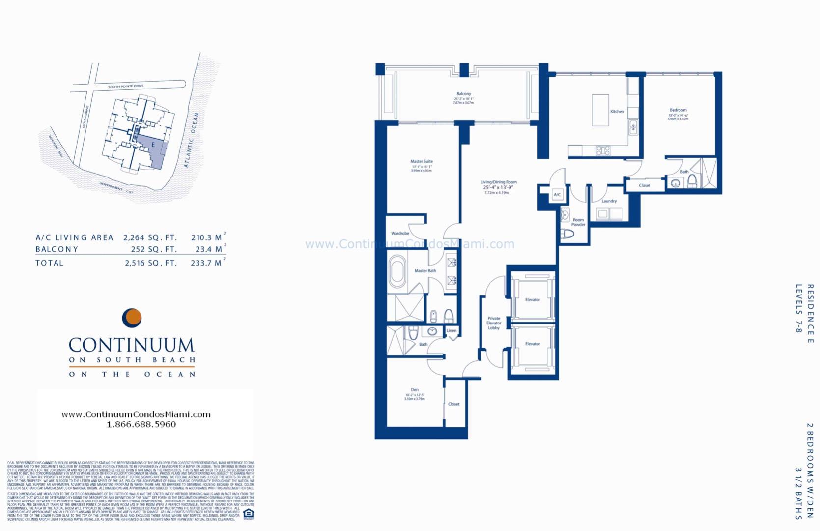 Floor plan image E-MOD - 2/3/1  - 2264 sqft image