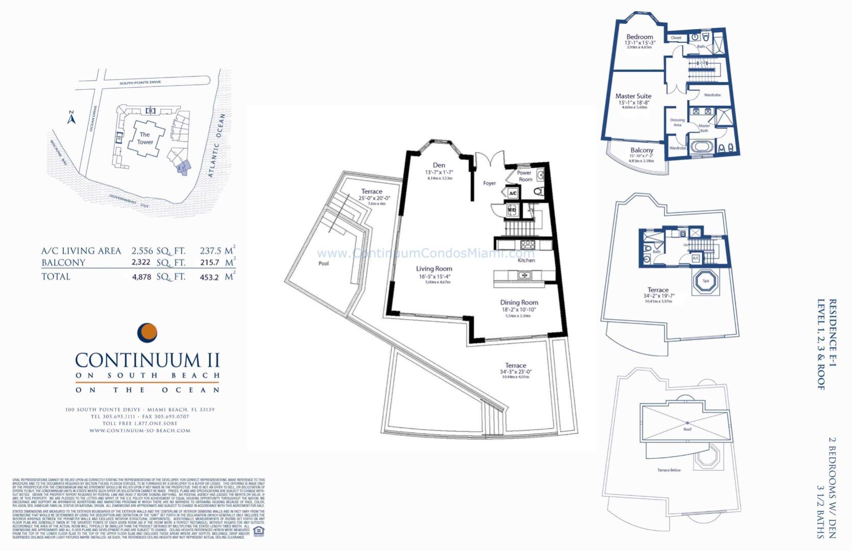 Floor plan image TH1 - 2/3/1  - 4878 sqft image