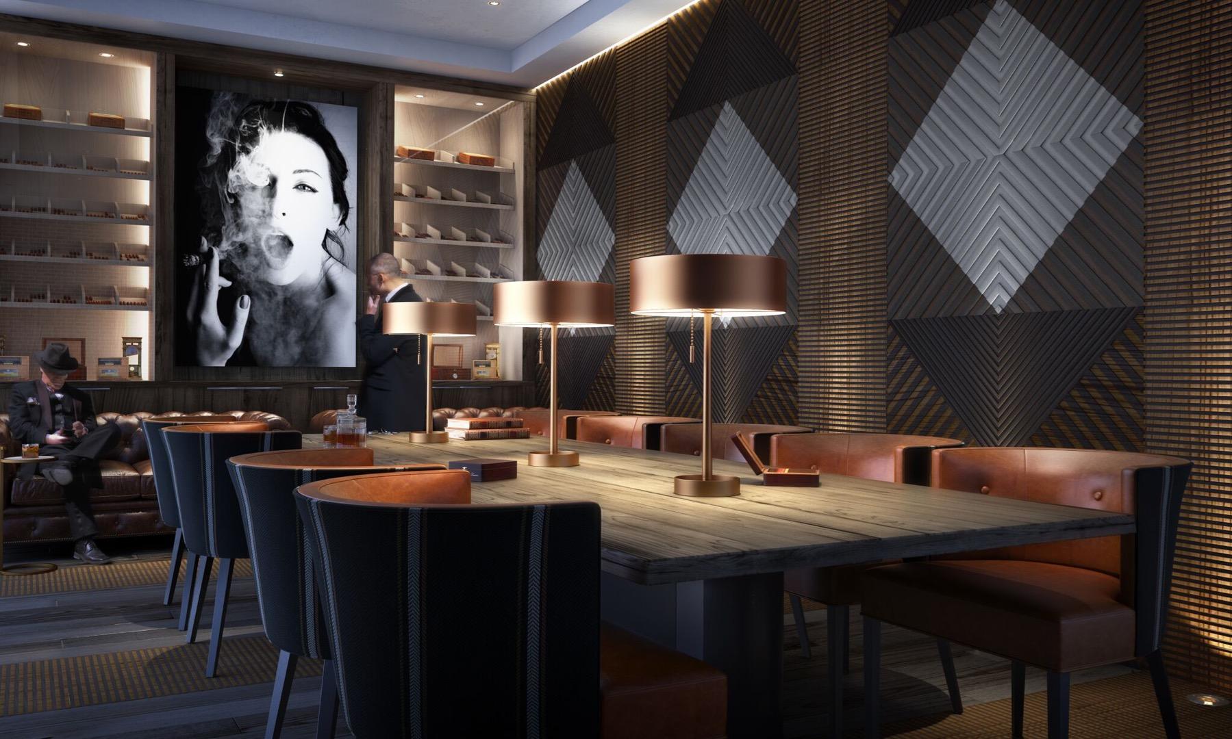 Cigar Lounge & Billiards room image 1