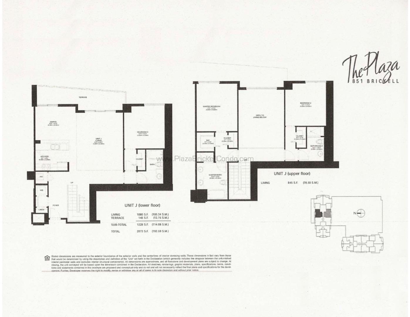 Floor plan image J - 3/3  - 1925 sqft image