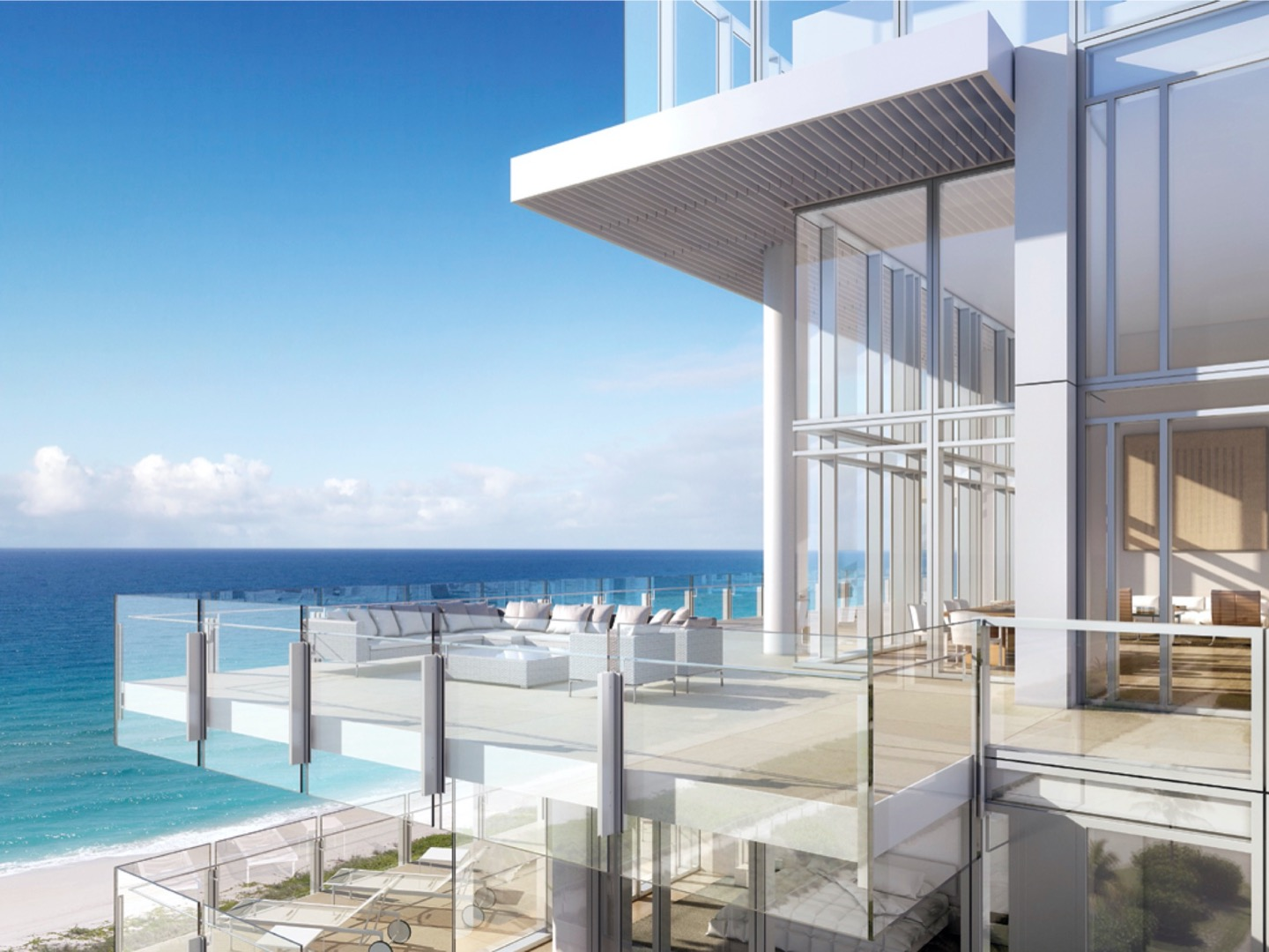 RICHARD MEIER SIGNATURE PENTHOUSES image