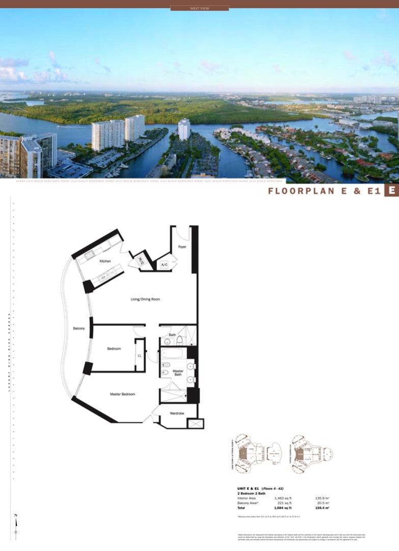E floor plan image