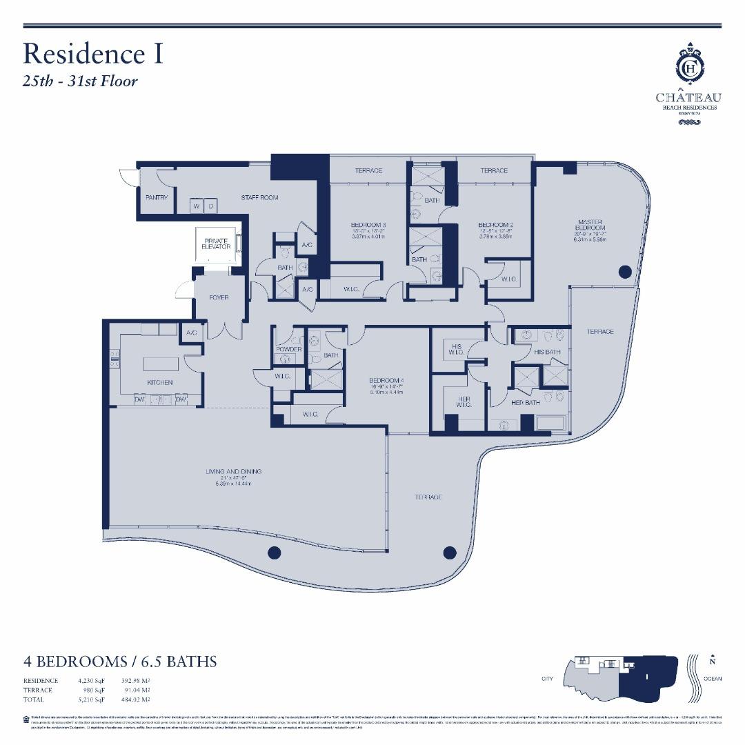 01-I | 2501 - 3101 floor plan image