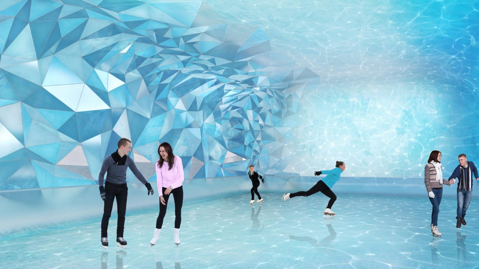 Ice-skating rink image 1