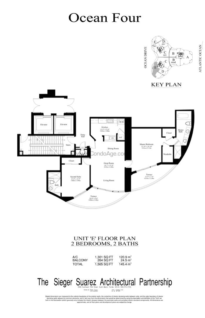 Floor plan image E - 2/2  - 1301 sqft image